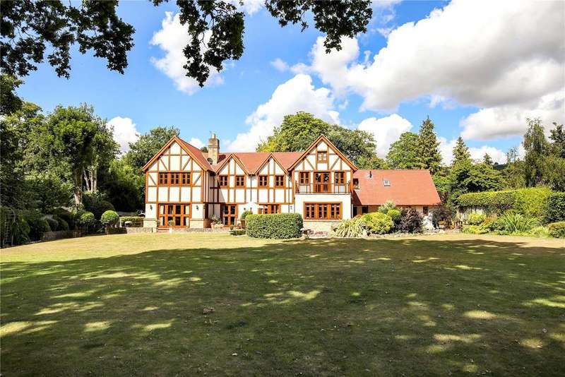 6 Bedrooms Detached House for sale in Mill Lane, Prestbury, Cheltenham, Gloucestershire, GL52