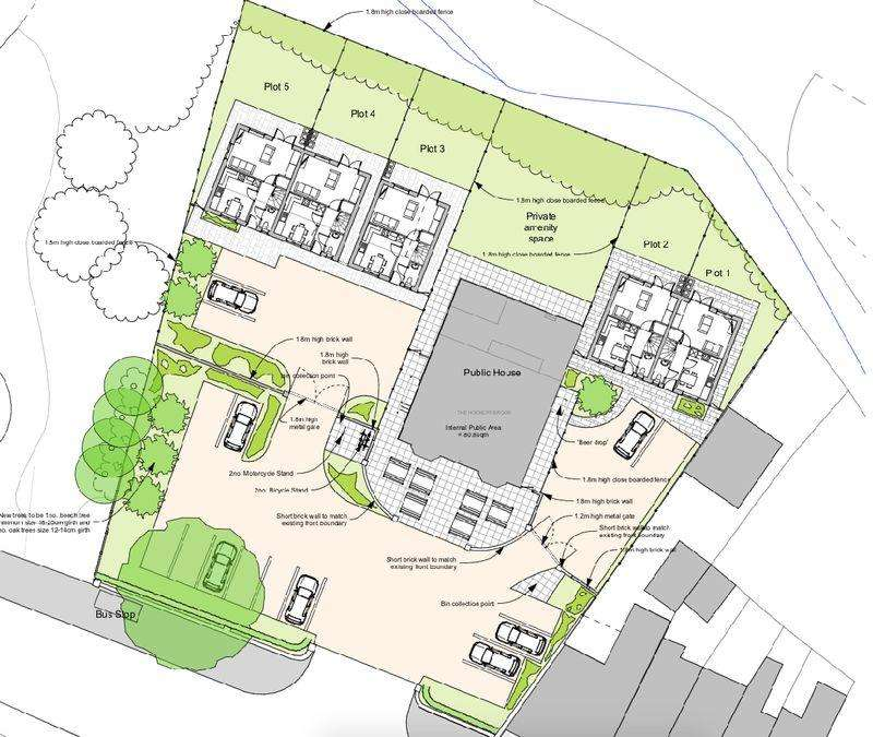 Residential Development Commercial for sale in Full Planning Permission - Wigan Road, Hindley, Wigan