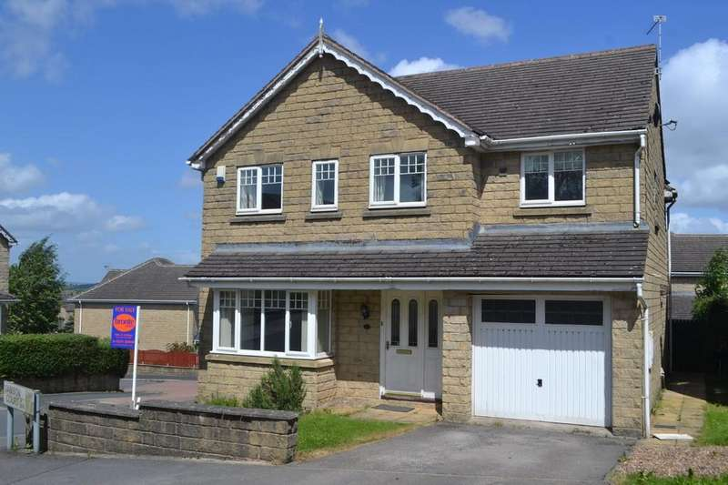 4 Bedrooms Detached House for sale in Damson Court, Clayton