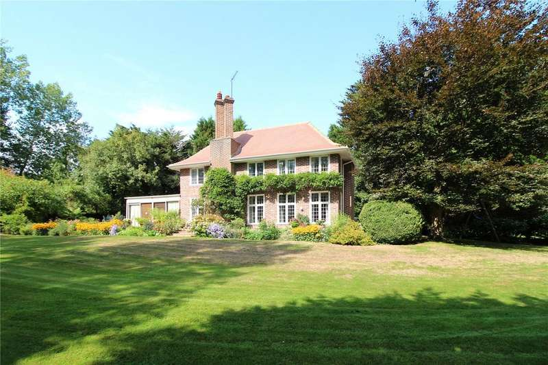 3 Bedrooms Detached House for sale in Wall Hill, Forest Row, East Sussex