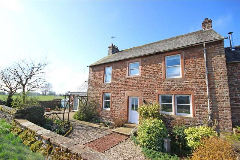 4 Bedrooms Semi Detached House for sale in High House Farmhouse, Catterlen, Penrith, Cumbria