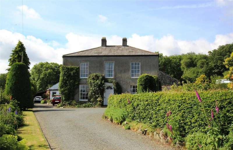 5 Bedrooms Detached House for sale in Holme Cottage, Ulpha, Broughton-in-Furness, Cumbria
