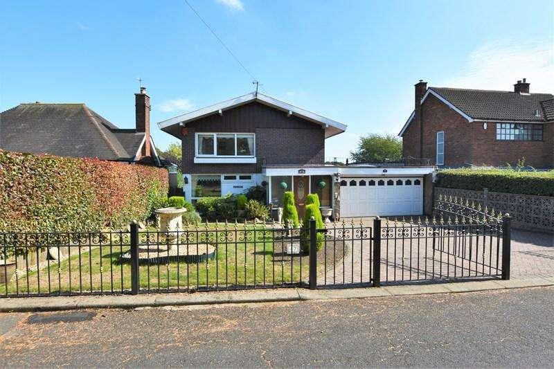 3 Bedrooms Link Detached House for sale in Mucklow Hill, Halesowen