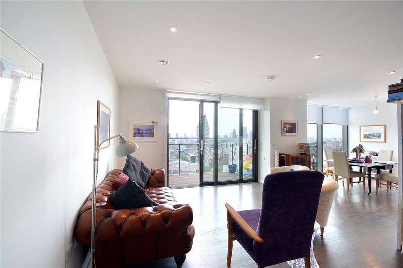 2 Bedrooms Flat for sale in St. Gabriel Walk, London, SE1