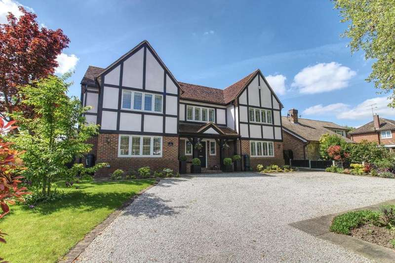 7 Bedrooms Detached House for sale in Park Avenue, Hutton, Brentwood