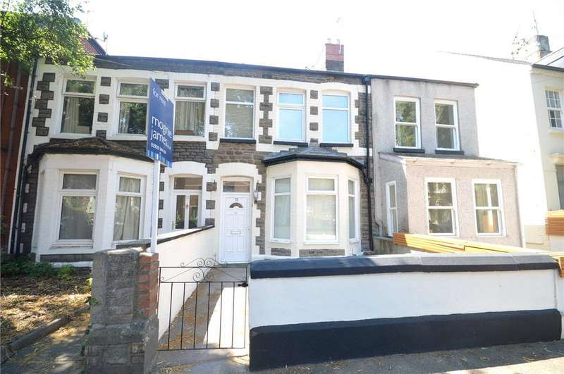 3 Bedrooms Terraced House for sale in Severn Grove, Pontcanna, Cardiff, CF11