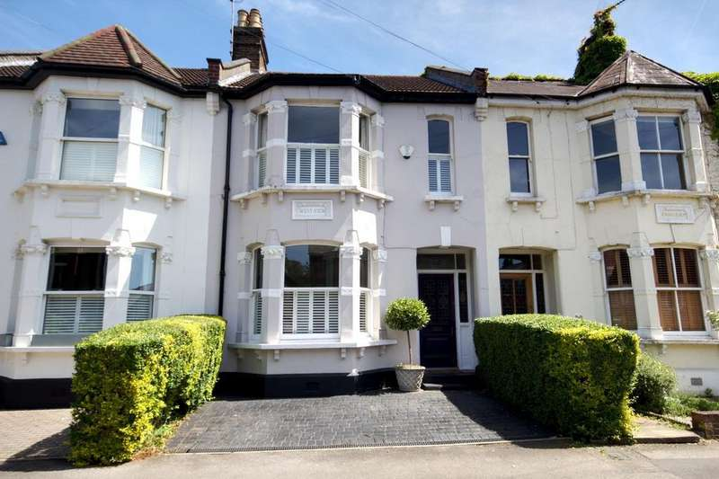 4 Bedrooms Terraced House for sale in St. Thomas Road, Brentwood