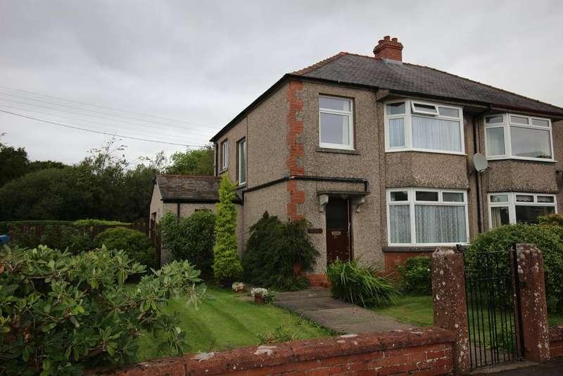 3 Bedrooms Semi Detached House for sale in Grant Avenue, Lockerbie DG11