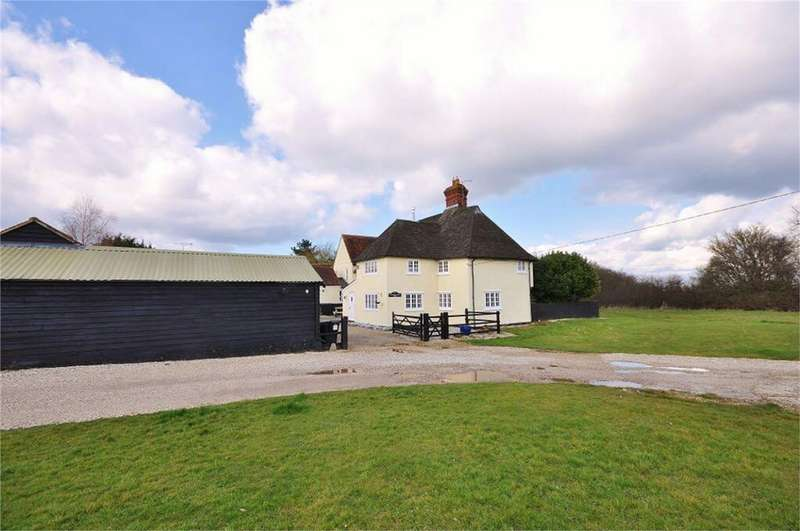 4 Bedrooms Link Detached House for sale in Pledgdon Green, Henham, Bishop's Stortford, Essex
