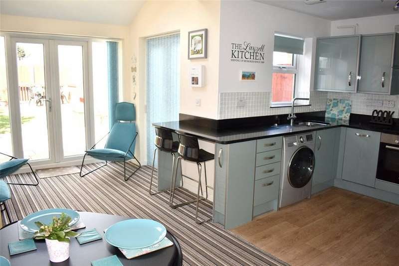 4 Bedrooms House for sale in Fusilier Way, Kirton Lindsey, Gainsborough, Lincolnshire, DN21