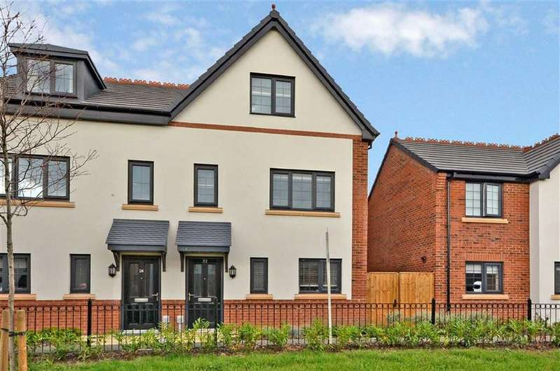 3 Bedrooms End Of Terrace House for sale in Coppice View, Hull, HU3
