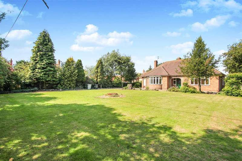 2 Bedrooms Bungalow for sale in Eastgate, Louth Road, Wragby, Market Rasen