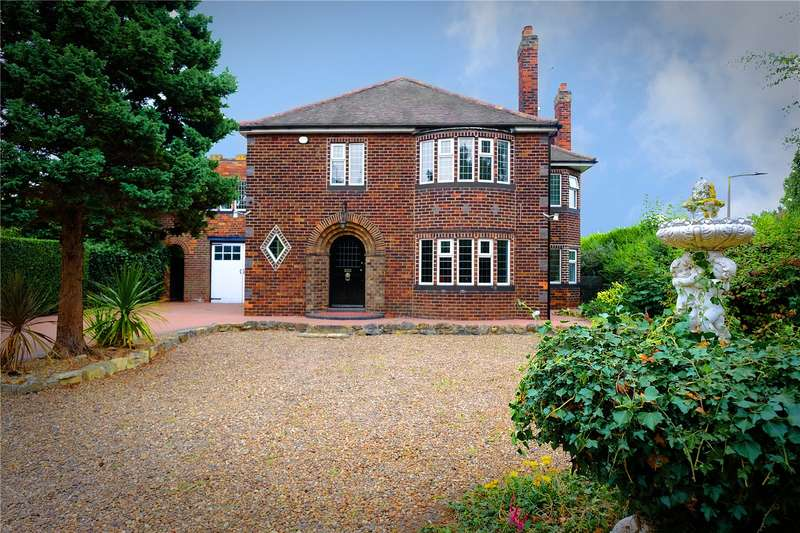 5 Bedrooms Detached House for sale in Thorne Road, Edenthorpe, Doncaster, DN3