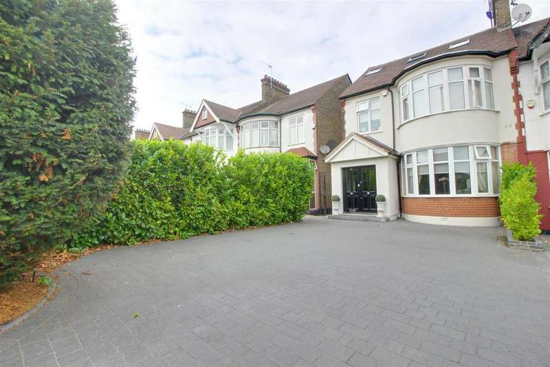 4 Bedrooms End Of Terrace House for sale in Ridge Avenue, London