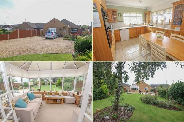 4 Bedrooms Detached Bungalow for sale in 252a Lynn Road, Terrington St Clement