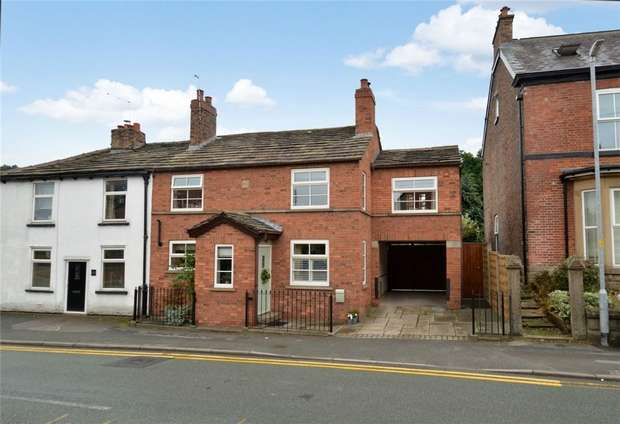 4 Bedrooms Semi Detached House for sale in Byrons Lane, Macclesfield, Cheshire