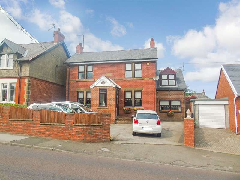 5 Bedrooms Property for sale in Streetgate, Sunniside, Newcastle upon Tyne, Tyne and Wear, NE16 5LQ