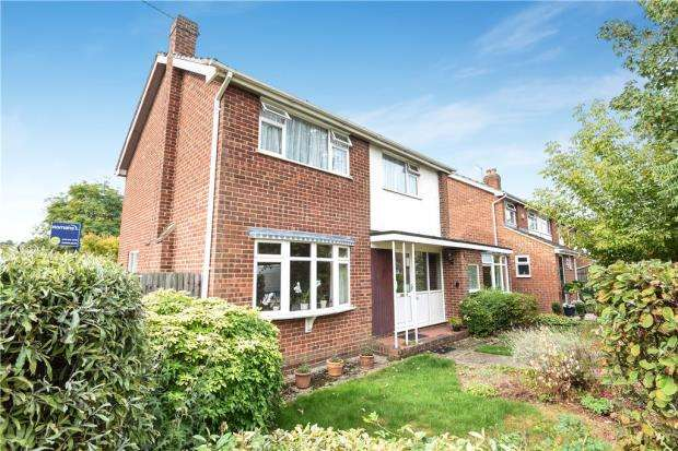 3 Bedrooms Detached House for sale in Highgate Road, Woodley, Reading