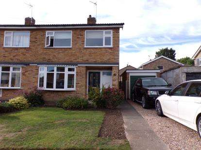 3 Bedrooms Semi Detached House for sale in Langley Close, Huncote, Leicester, Leicestershire