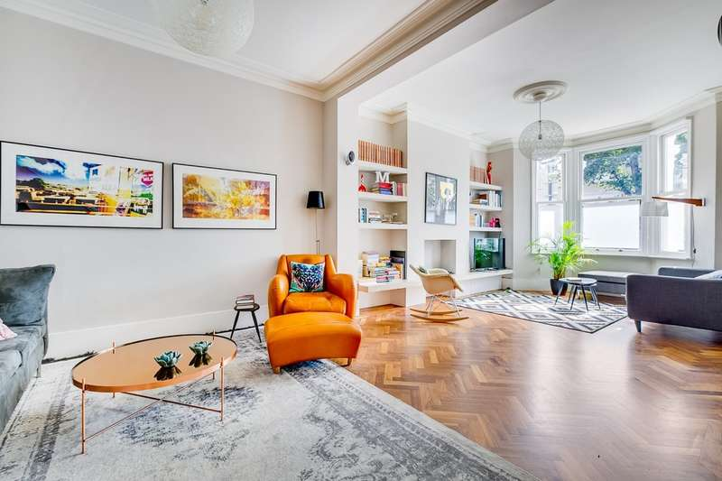 4 Bedrooms Terraced House for sale in Honeywell Road, London SW11