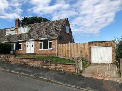 3 Bedrooms Semi Detached House for sale in Vicarage Road, Bagillt, Flintshire, North Wales, CH6