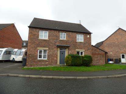 4 Bedrooms Detached House for sale in Dekker Road, Merseyside, Liverpool, Merseyside, L33
