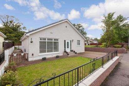 4 Bedrooms Bungalow for sale in Kingsburn Drive, Rutherglen