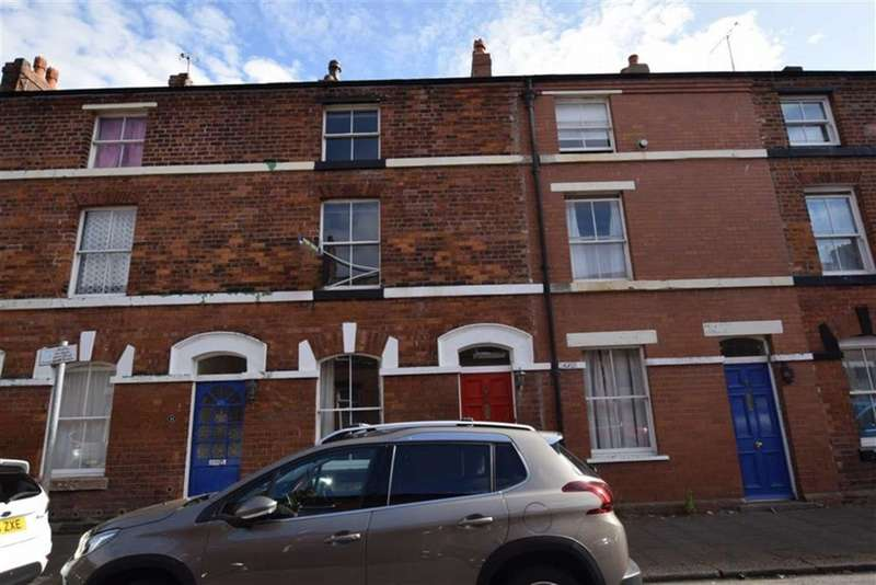 4 Bedrooms Terraced House for sale in Keith Street, Barrow In Furness, Cumbria
