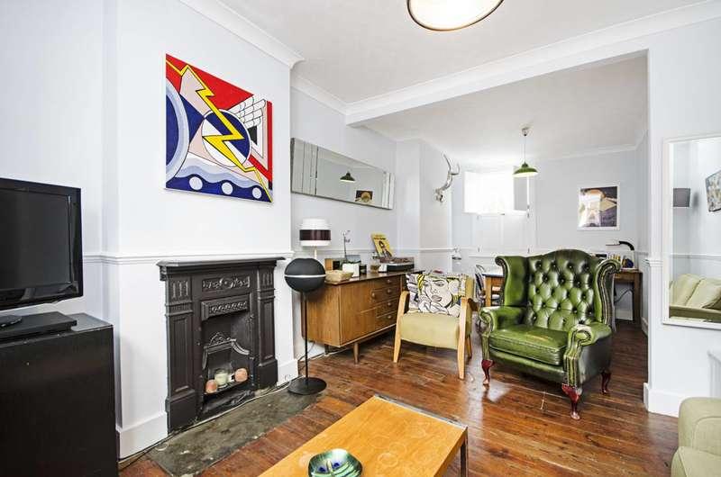 3 Bedrooms End Of Terrace House for sale in Stevens Avenue, Hackney, E9