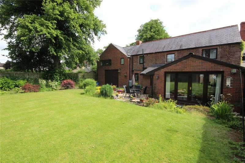 3 Bedrooms Detached House for sale in The Stables, Plains Road, Wetheral, Carlisle