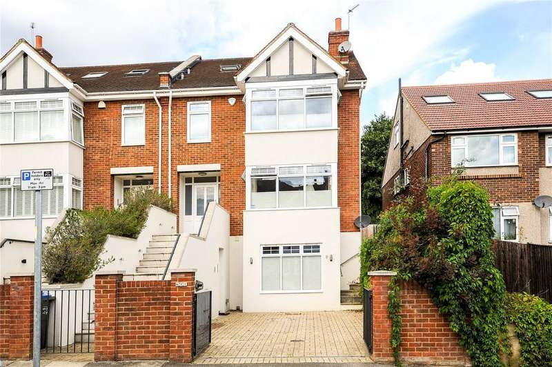 5 Bedrooms Semi Detached House for sale in Dora Road, Wimbledon, London, SW19