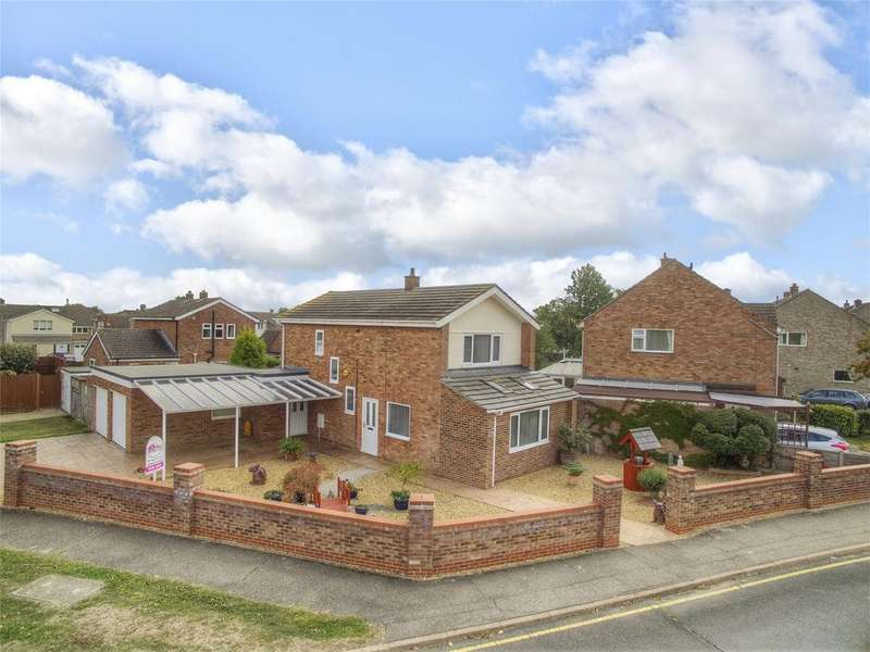 3 Bedrooms Detached House for sale in Wheatfields, St. Ives, Cambridgeshire