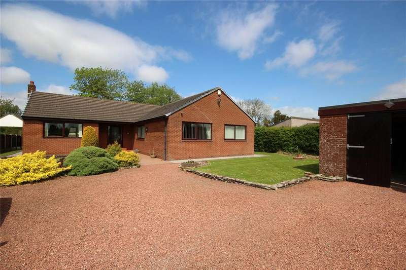 4 Bedrooms Bungalow for sale in 2 Oak View, Glasson, Wigton, Cumbria