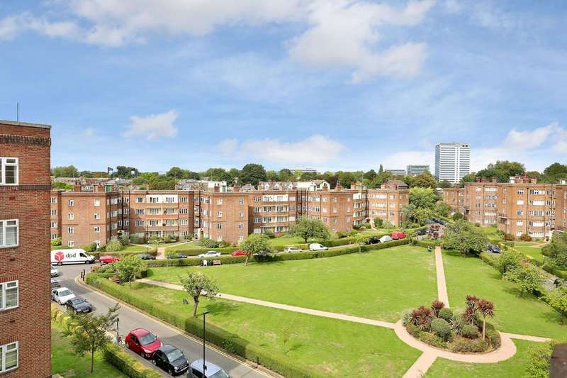 3 Bedrooms Apartment Flat for sale in Chiswick Village, Chiswick, W4