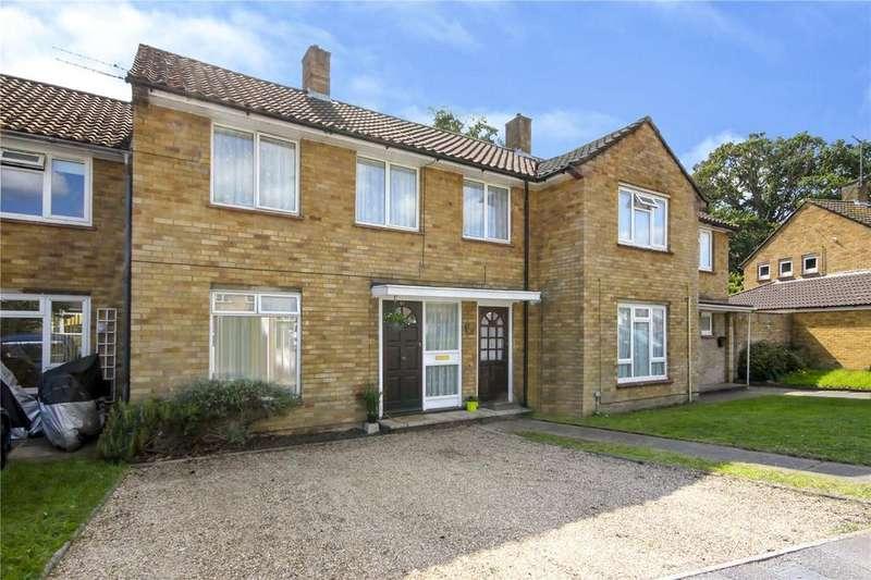 3 Bedrooms Terraced House for sale in Calfridus Way, Bracknell, Berkshire, RG12