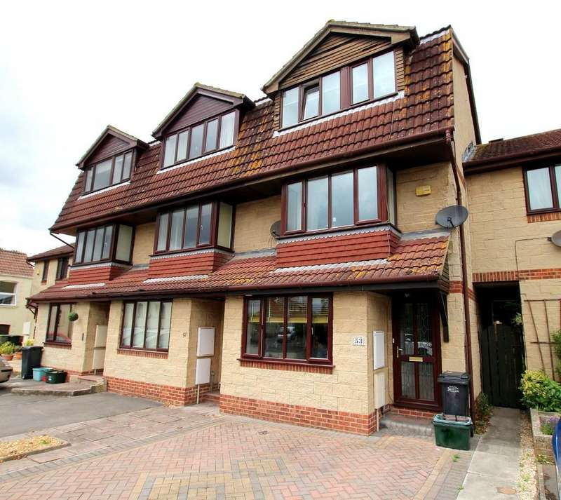 4 Bedrooms Terraced House for sale in Three storey town house