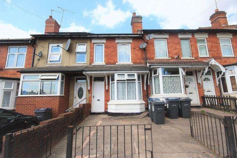 3 Bedrooms Terraced House for sale in Heather Road, Birmingham