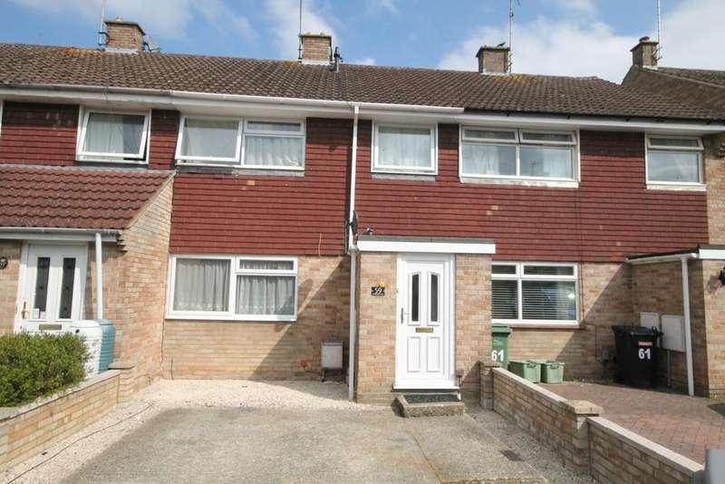 3 Bedrooms Terraced House for sale in Sandown Way, Newbury, RG14