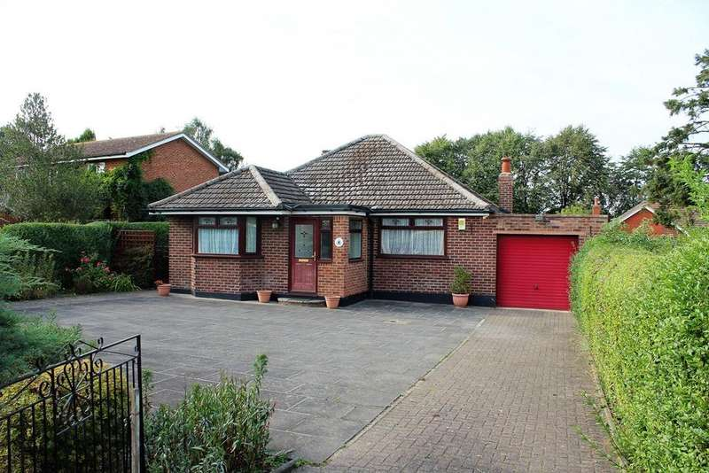 3 Bedrooms Detached Bungalow for sale in Station Road, Lower Stondon, Henlow, SG16