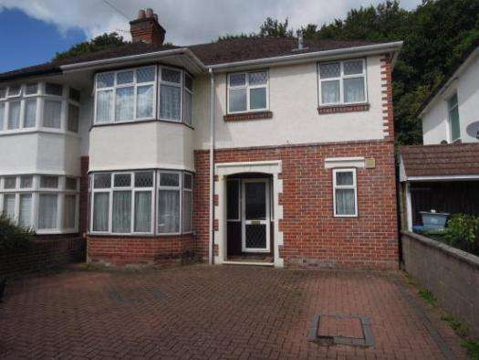 4 Bedrooms Property for sale in Dale Valley Road, Shirley Southampton, SO16 6QR