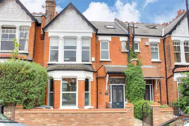 5 Bedrooms Terraced House for sale in Muswell Road, Muswell Hill, London
