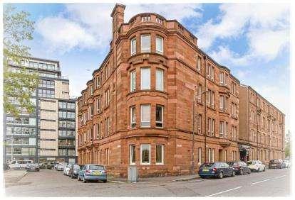 1 Bedroom Flat for sale in Arcadia Street, Glasgow