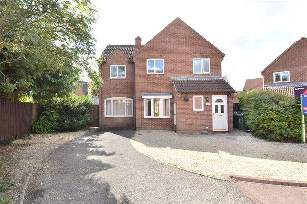 5 Bedrooms Detached House for sale in Millers Dyke, Quedgeley, GLOUCESTER, GL2 4XQ