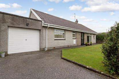 3 Bedrooms Bungalow for sale in Broomwell Gardens, Monikie