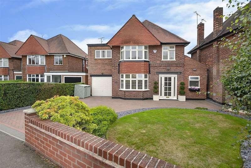 4 Bedrooms Detached House for sale in Parkside Avenue, Long Eaton