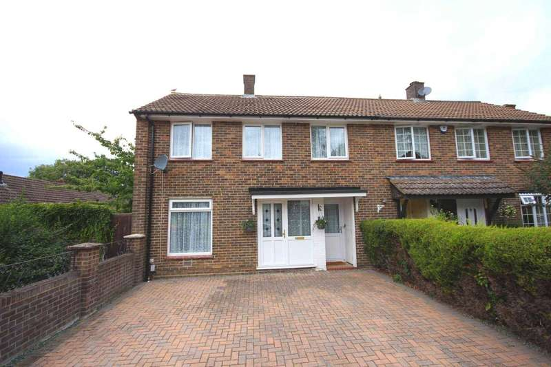 3 Bedrooms Semi Detached House for sale in Hillcopse View, Bracknell
