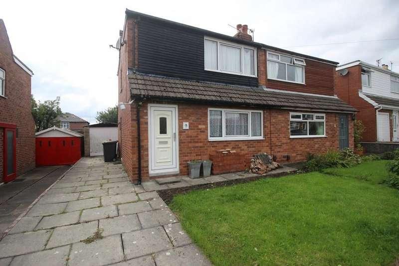 2 Bedrooms Semi Detached House for sale in Briar Grove, Ingol