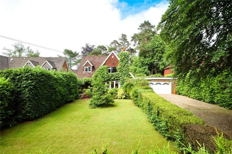 4 Bedrooms Detached House for sale in Furze Hill Road, Headley Down, Hampshire