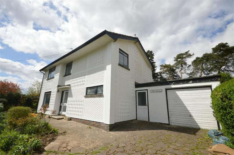 4 Bedrooms Detached House for sale in The White House, Ugley Green, Bishop's Stortford, Hertfordshire, CM22