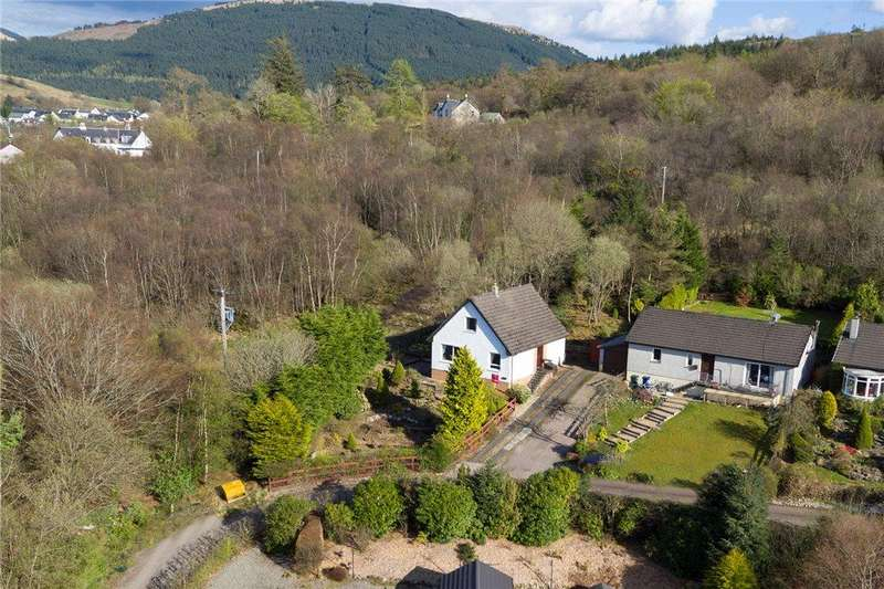 3 Bedrooms Detached House for sale in The Bay, Strachur, Cairndow, Argyll and Bute